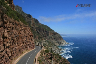Chapmans Peak Drive, Cape Town, South Africa