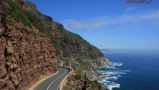 Chapmans Peak Drive, Cape Town, South Africa