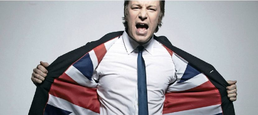 Jamie Oliver Visit Britain