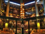 Thomas Fisher Rare Book Library at the University of Toronto