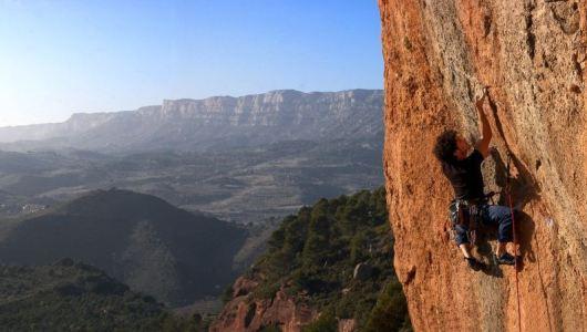 Rock climbing, Yosemite Park