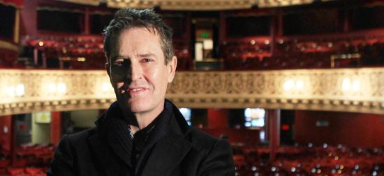 Rupert Everett invites you to visit the London's theatres