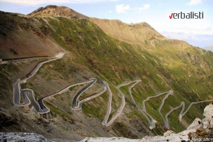 Stelvio Pass, Eastern Alps, Italy