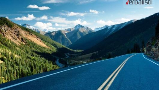 U.S. Route 550 - The Million Dollar Highway, Colorado