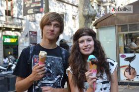 Verbalisti students in Barcelona, photo 2