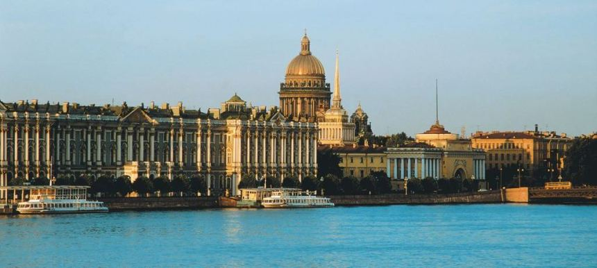 Hermitage u St. Peterburgu