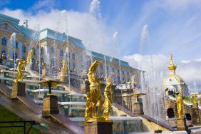 Summer Palace in St Petersburg, Verbalisti