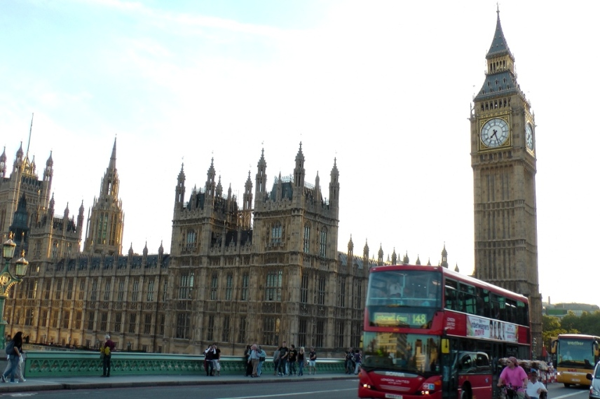 London, 15,461,000 visitors in 2012