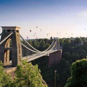 Bristol, 395,000 visitors in 2012
