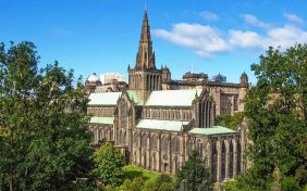 Glasgow, 521,000 visitors in 2012
