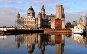 Liverpool, 550,000 visitors in 2012
