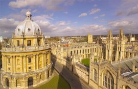 Oxford, 430,000 visitors in 2012