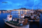 Pogled na marinu Botafoch, Ibiza, Verbalisti