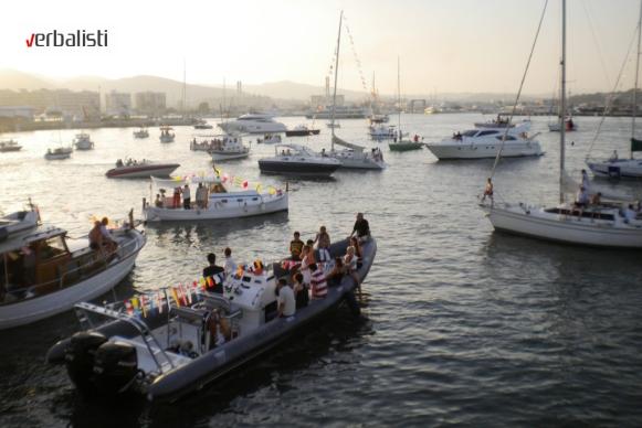 Polazak na ekskurziju, Ibiza 2013, Verbalisti