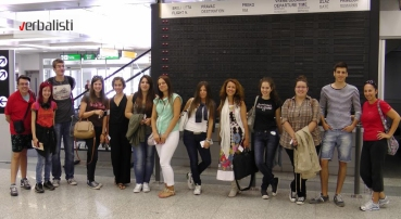 Polaznici jezicke mreze Verbalisti, London i Oxford, JUL13