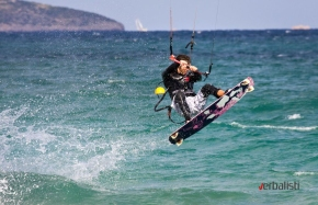 Sportovi na vodi na Ibici, Verbalisti