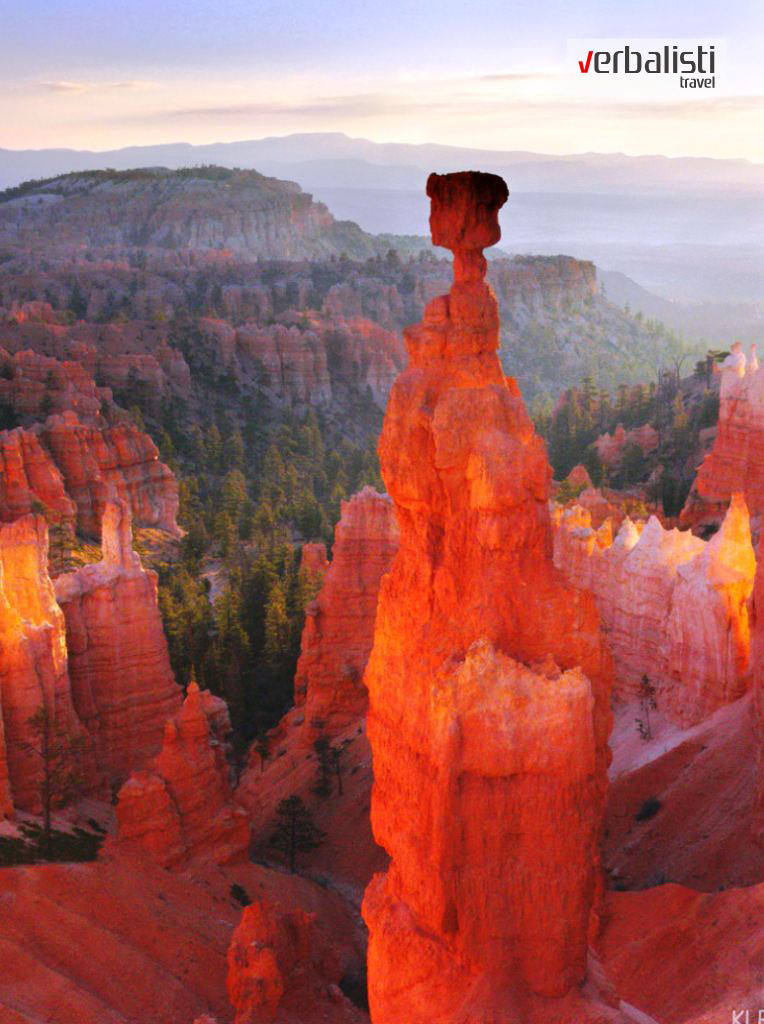 Thors Hammer Bryce Canyon