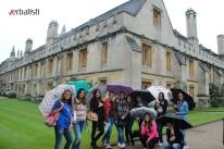 Verbalisti, jezicko putovanje My OXFORD 2013