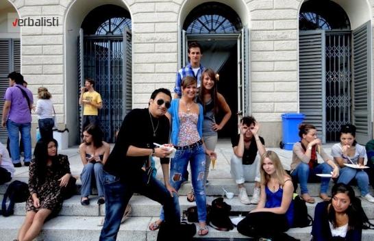 Verbalisti in Milan
