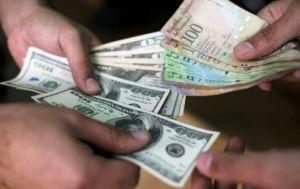 High inflation in Venezuela