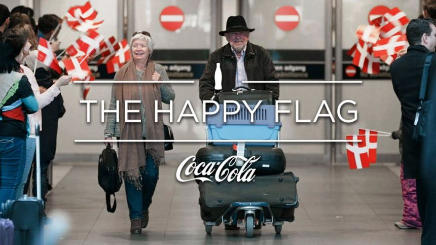 Coca-Cola - The Happy Flag, Verbalisti