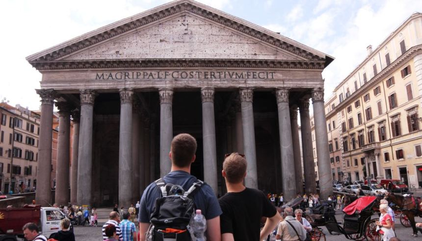 Pantheon in Rome, Verbalisti