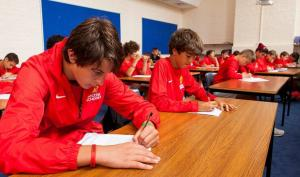 English learning at Manchester United Schools, Verbalisti
