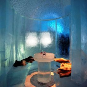 Icehotel in Sweden, 9