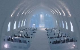 Icehotel in Sweden, 12