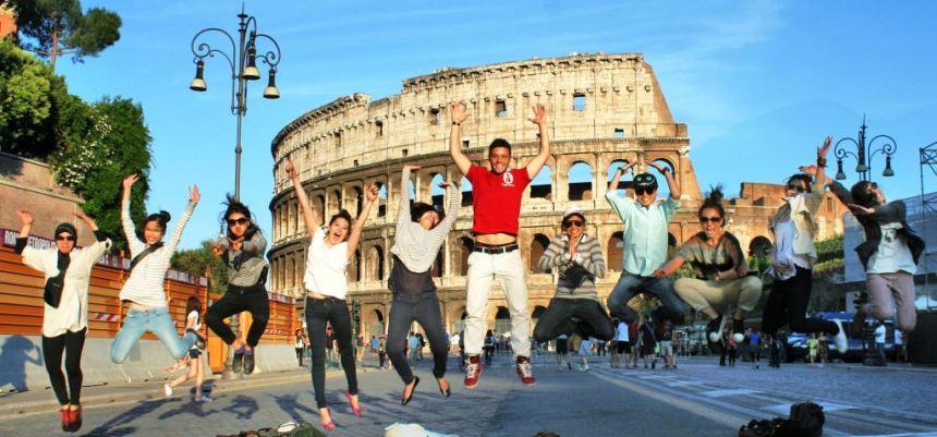 Learning Italian in Rome, Verbalisti