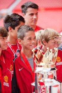 Manchester United football camp, World Skills Finals, Verbalisti