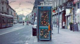 Spar Christmas tree ad