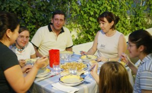Learn Spanish abroad, Home stay in Barcelona