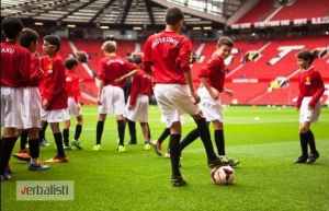 Manchester United Soccer Schools Football Coaching, Verbalisti