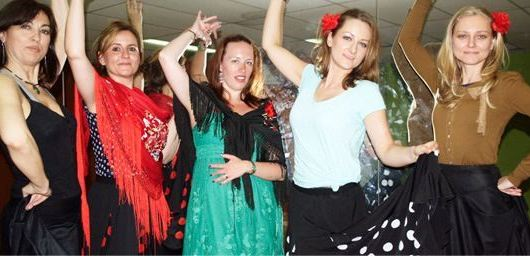 Spanish language and flamenco course in Spain, Verbalisti