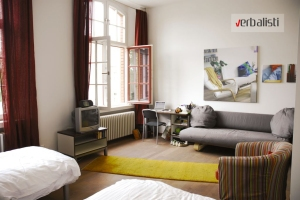 Superior apartment accommodation at GLS campus