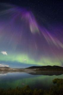 Arctic Light Photo Ole C. Salomonsen