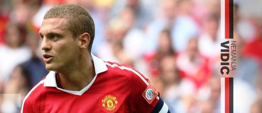 Sports camp Manchester United, interview with Nemanja Vidic