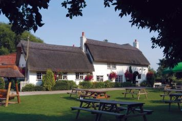 The Old Ferry Boat Pub in England