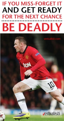 MUSS, Rooney, Be deadly, Verbalisti