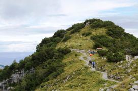 Your trek up the northern Alps