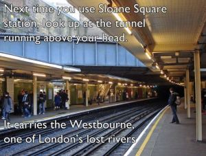 Westbourne lost river