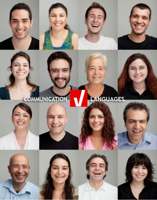 Verbalisti Communication and Languages
