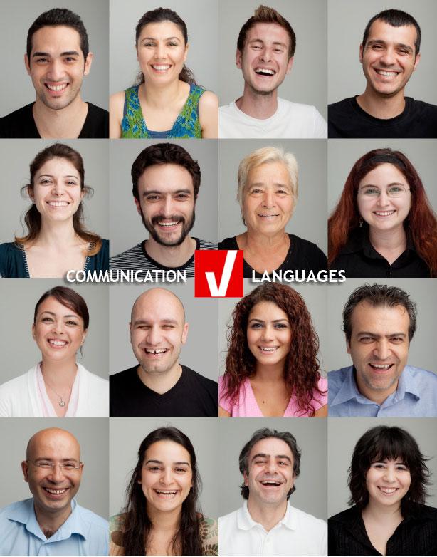 Verbalisti Communication and Languages