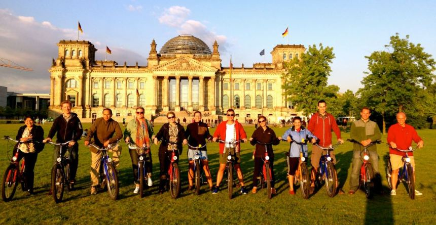 Our language students in Berlin, Verbalists Language Network