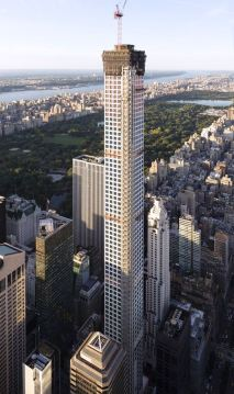 432 Park Avenue Tower New York