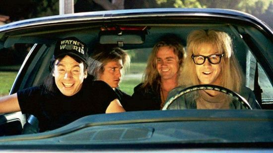 Bohemian Rhapsody Wayne's World