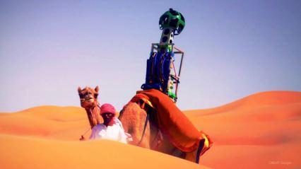Google camel-cam