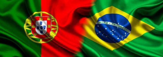 Comparison between European Portuguese and Brazilian Portuguese