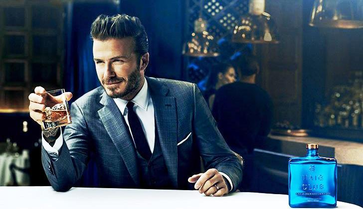 Guy Ritchie's extended cut of David Beckham in the new Haig Club TV ad